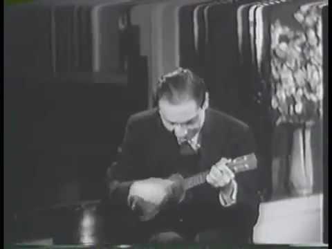 Roy Smeck on the ukulele