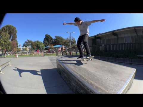 Firing Line with Ryan Alvero at Cherry Park