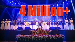 কলরব শিল্পীগোষ্ঠীর যুগপূর্তির সঙ্গীত | আলোর প্রদীপ জ্বালি আমরাই | Bangla Islamic Song 2018