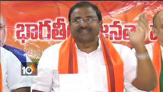 BJP MLC Leaders Somu Veerraju Fires On TDP Leaders | AP