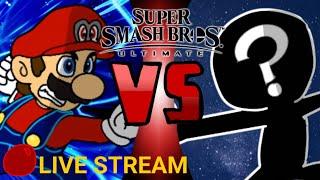 Super Smash Bros Ultimate Live Stream