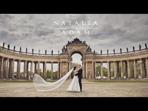 Natalia & Adam Wedding Clip // Teledysk ślubny