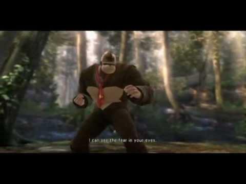 Soul Calibur V Nintendo Characters 1