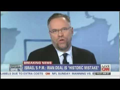 Reuel Marc Gerecht on the Iran nuclear deal (Fareed Zakaria GPS/CNN)