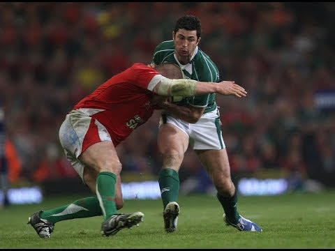 6 Of The Best: RBS 6 Nations 2009 Tackles