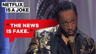 Katt Williams Roasts Fake News | Netflix Is A Joke
