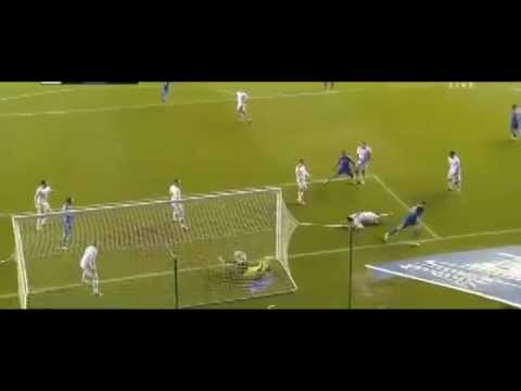 Leeds Vs Chelsea 1-5 @Captial One Cup 19/12/2012 ALL GOALS.FLV