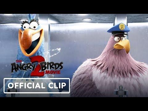 "The Angry Birds Movie 2 - Official ""Bathroom"" Clip"