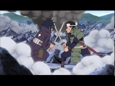 Madara Vs Hashirama Theme video
