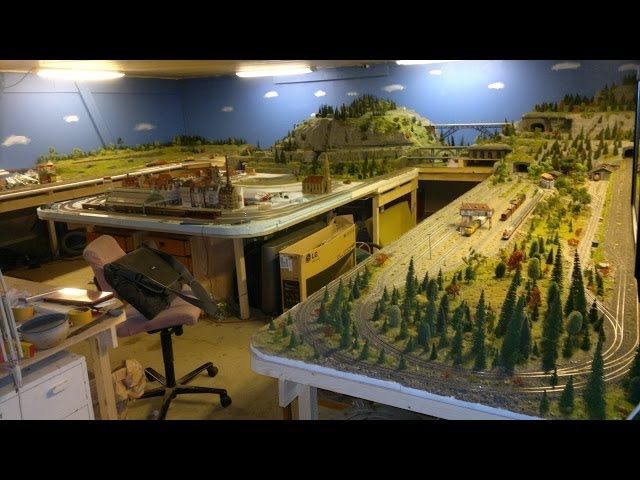 Model railroad minute by minute. Roco, Traincontroller, HO.