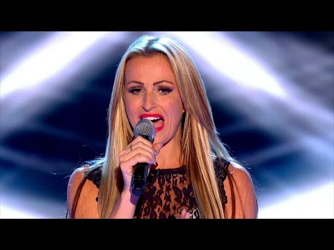 Keedie Green performs 'Titanium' - The Voice UK 2015: Blind Auditions 6 - BBC One