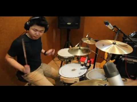 Noah Separuh Aku Drum Cover by Martin Djong