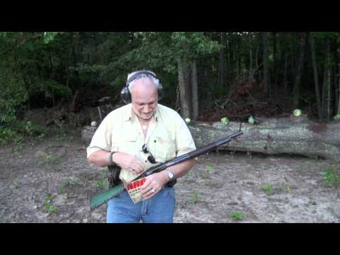 Shooting The Winchester 1897 Pump Action Shotgun
