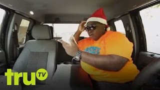 South Beach Tow - Big Naked Man Gets Car Towed