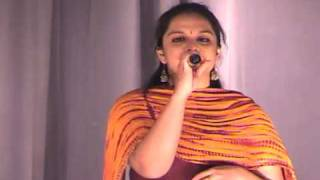Barso Re Solo Song Performed by Shalini.