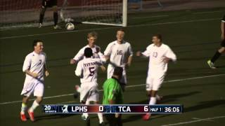 The Classical Academy vs Lewis-Palmer Boys Soccer