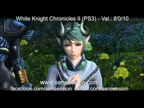 White Knight Chronicles 2 analisis review