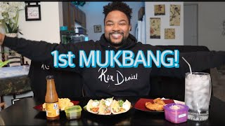 MUKBANG!!! WEIGHT LOSS, CREATIVITY AND TRISHA PAYTAS