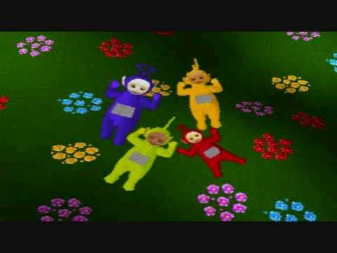 VideoDaube (PS): Teletubbies
