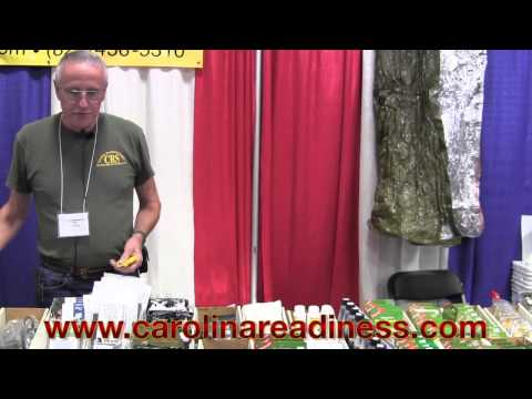 Carolina Readiness Supply at the Self Reliance Expo