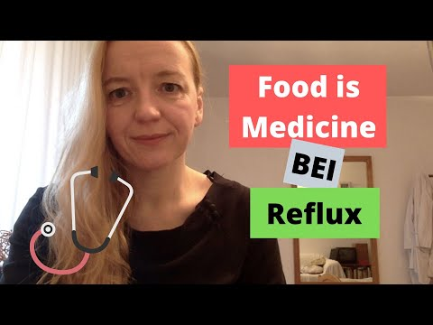 Food is Medicine bei...Reflux/Sodbrennen