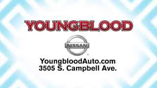 Youngblood Nissan, home of the CREDIT EXPERTS!
