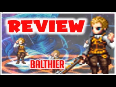 [FFBE] Final Fantasy Brave Exvius: Balthier  Review