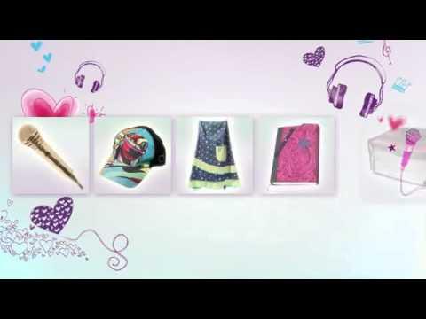 Violetta - Videoquiz - ¿A quienes pertenecen estos objetos