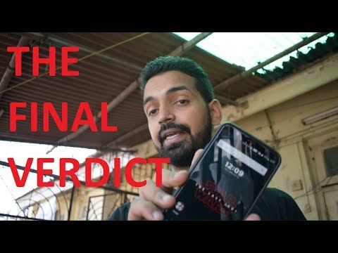 The Final Verdict - Oneplus 5T - ZoE Rom Real Life Review - Day 3 ft Flash Kernel