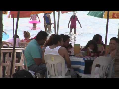Playas turísticas de Veracruz aptas para los bañistas