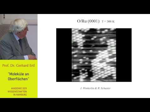 Otto Stern Symposium 2013 - Vortrag Gerhard Ertl
