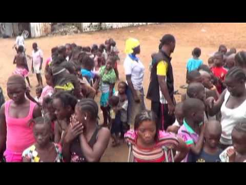Giving hope to Liberia: Please Donate