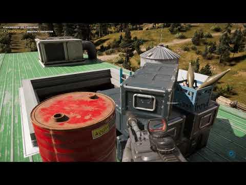 Far Cry 5 | Обзор игры ► играем в Far Cry 5 (она же Фар Край 5) прохождение 1