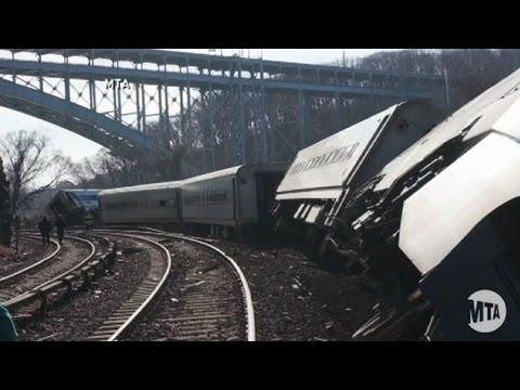 download deadly train derailment on metro north railroad