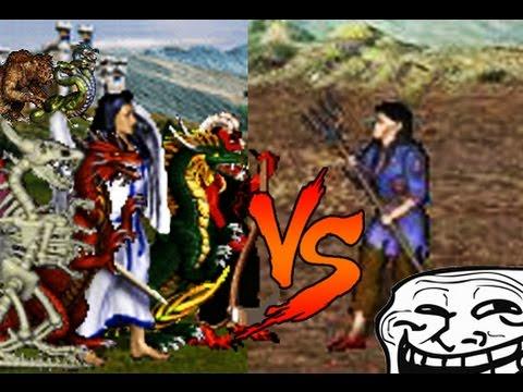 Герои 3  Во имя богов. Крестьяне против Дьявола, Ангела, Гидры, Чудища и Драконов.