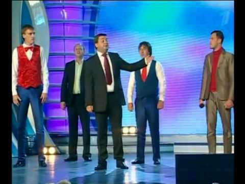 КВН 2011 Танец Медведева вернули в эфир (Юрмала, Кивин)