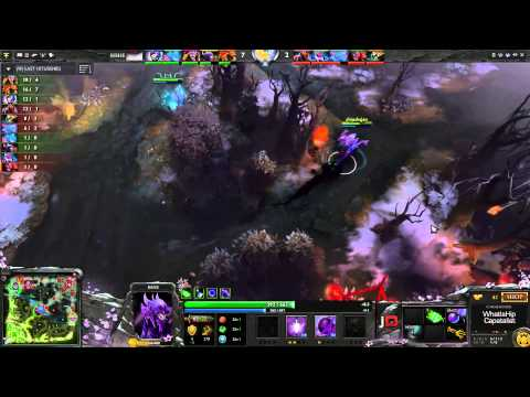 PHX vs hehe Game 2 - Gigabyte Cup #5 DOTA 2 - WhatisHipTV & Capitalist