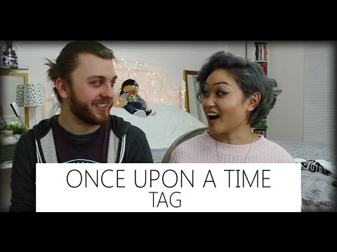 Jake And Jossyl Once Upon A Time Tag