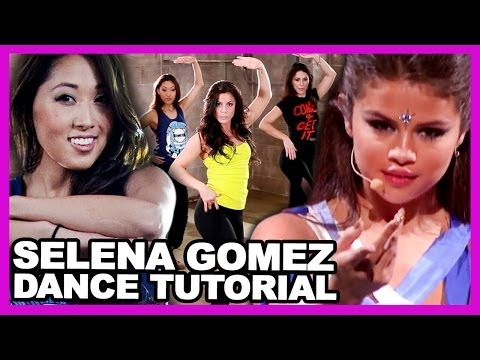 Selena Gomez Come and Get It Performance Dance Tutorial Clevver Breakdown