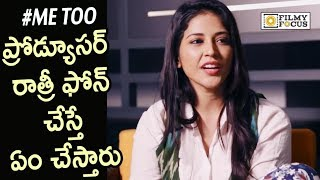 Priyanka Jawalkar about Me Too and Casting Couch in TFI