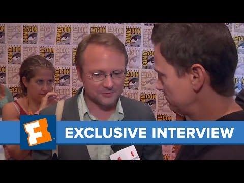 Rian Johnson - Comic-Con 2012 Interview | Comic Con | FandangoMovies