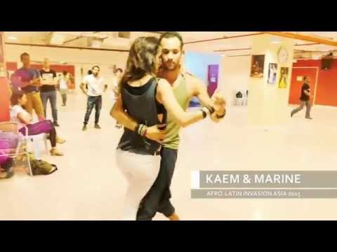 ALIA 2015: Kaem & Marine Kizomba Improvisation