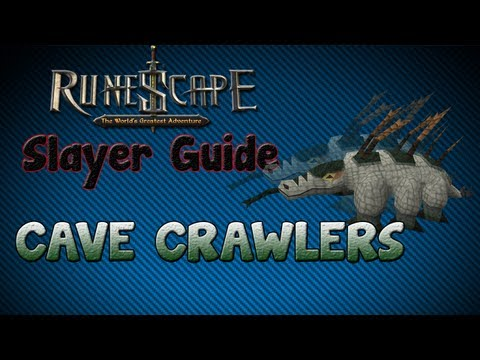 """Runescape 07″ – Slayer guide #9: Cave Crawlers!"