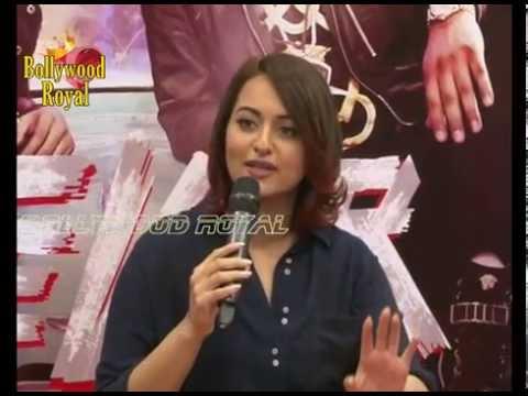 Sonakshi Sinha & Sanjay Kapoor at 'Let's Celebrate' Song promote for 'Tevar'  2