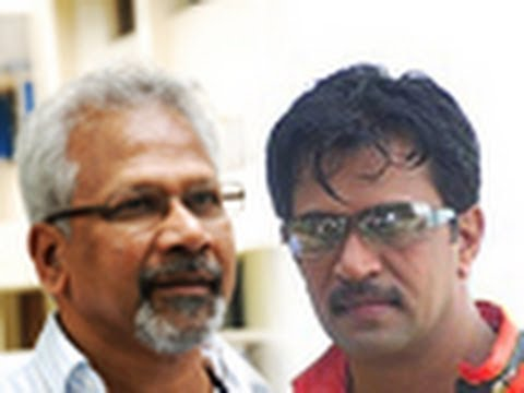 Arjun plays Villain role in Maniratnam's movie