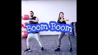 """Download Lagu Daddy Yankee - """"Boom Boom"""" //ZUMBA//DANCE//FITNESS// Choreo by Flurim & Anka Gratis STAFABAND"""