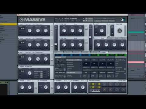 #7 How to *really* use Massive by Native Instruments