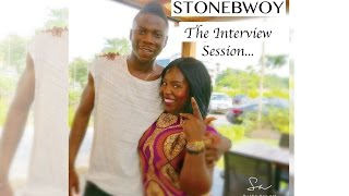 Download STONEBWOY - The Interview Session #BHIM 3Gp Mp4
