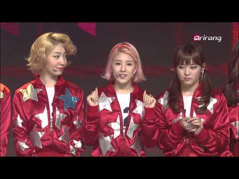 Simply K-Pop Ep076 Brown Eyed Girls,Koyote,Ailee,Lim Jeong Hee,Girl's