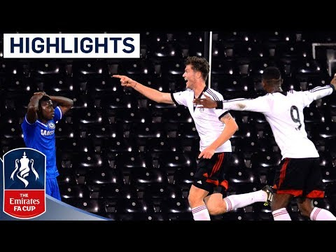 FULHAM VS CHELSEA 3-2: Goals and highlights FA Youth Cup Final